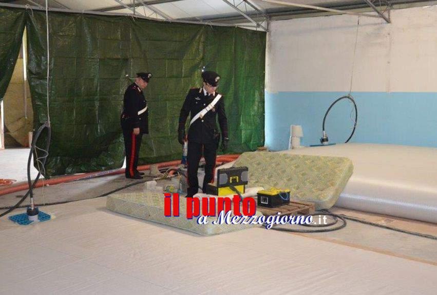 """""""Succhiavano"""" gasolio dalla condotta Eni, arrestati due vampiri di carburante"""