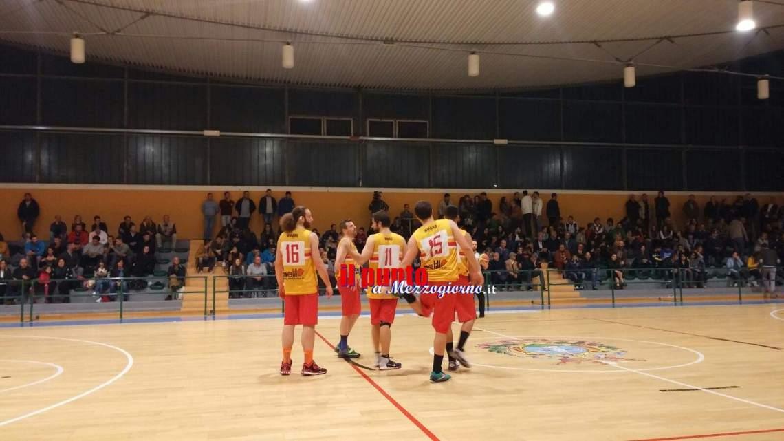 Basket Serie D 2° fase: Veroli 2016 battuta da Npc Willie Rieti