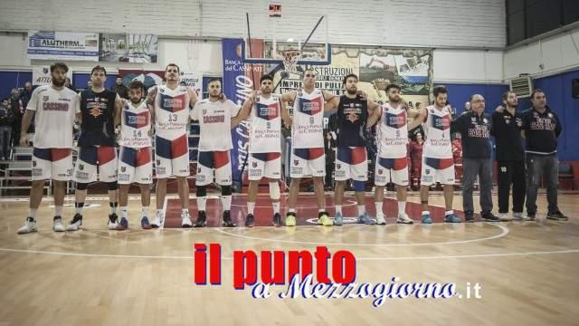 """Basket serie B: """"Buona la prima"""" per la Virtus, al PalaVirtus supera Vis Nova Roma 63-60"""