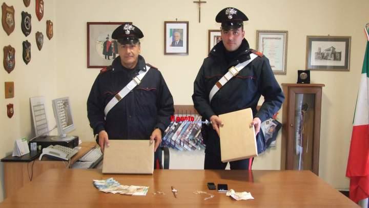 Truffatori in trappola a Cassino, arrestati dopo aver fatto il pacco ad una 96enne