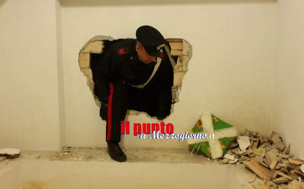 Casilino – Furto con il buco in tabaccheria, carabinieri arrestano zio e nipote