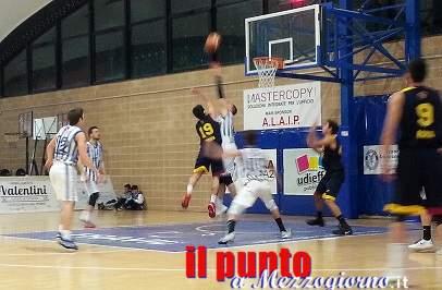 Basket C Gold: NB Sora 2000 in crisi: in casa arriva la terza sconfitta consecutiva