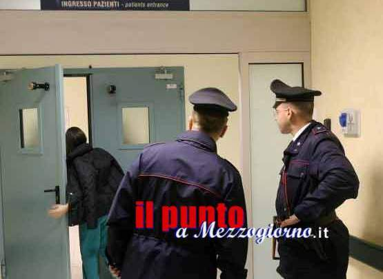 Rubano soldi ai visitatori in ospedale a Cassino, arrestate tre donne