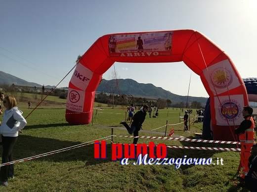 Campionati di Cross regionale: Ancora successi per gli atleti Cus Cassino