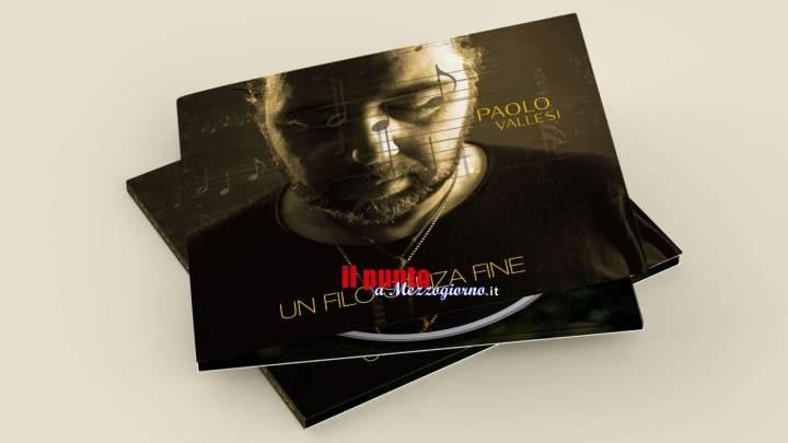 """Un """"nome cassinate"""" per il nuovo disco di Vallesi"""