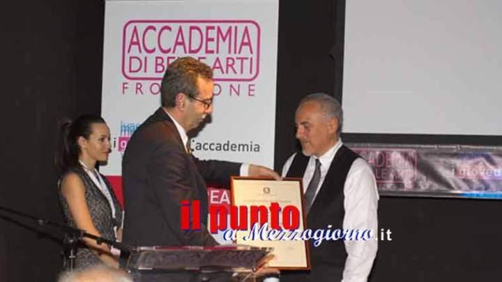Frosinone – L'Accademia di Belle Arti inaugura l'anno accademico e consegna il diploma honoris causa a Danilo Rea