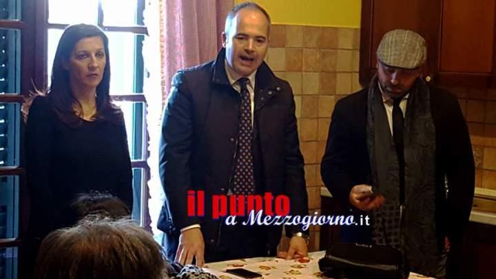 Piedimonte al voto. Tour dell'ascolto, il candidato Sindaco Ferdinandi incontra i residenti di Strumbolo