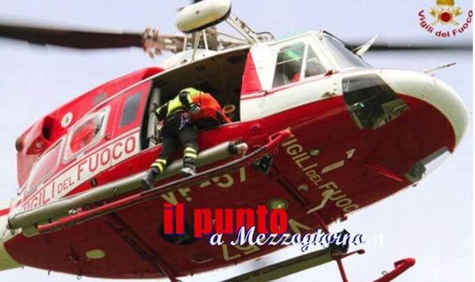 Emergenza incendi: Sette roghi in atto nella provincia di Frosinone. Vigili del fuoco in difficoltà, l'appello del dirigente Mantovani