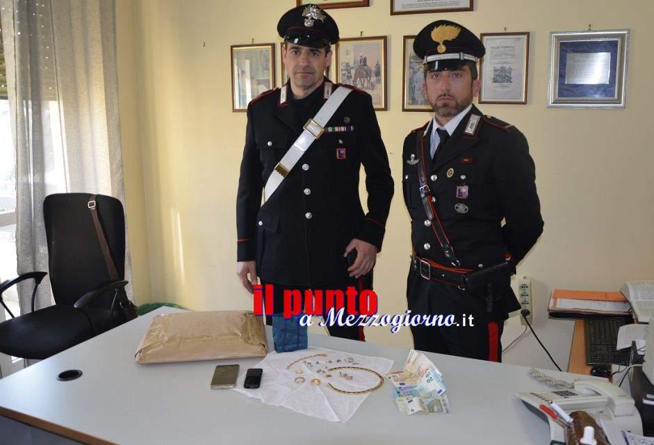 Truffatori scatenati ad Aquino, i carabinieri ne arrestano uno
