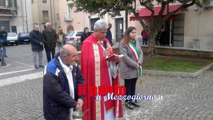 San Vittore del Lazio commemora i caduti della seconda guerra mondiale