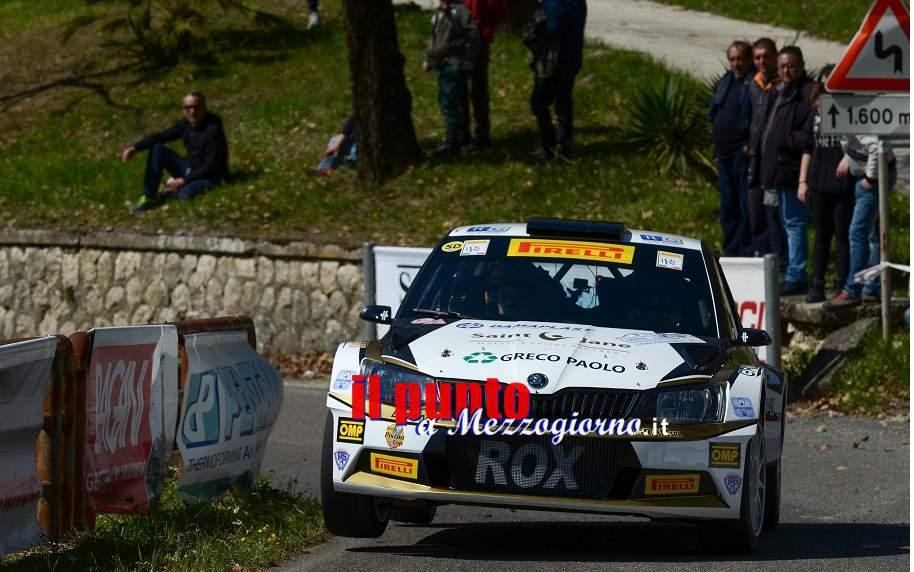 """Nel weekend torna il """"Rally Nazionale Città di Cassino 2018"""""""