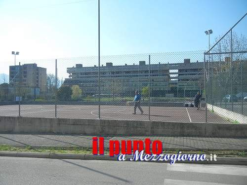 Frosinone, Selva Piana: al via riqualificazione dell'area sportiva
