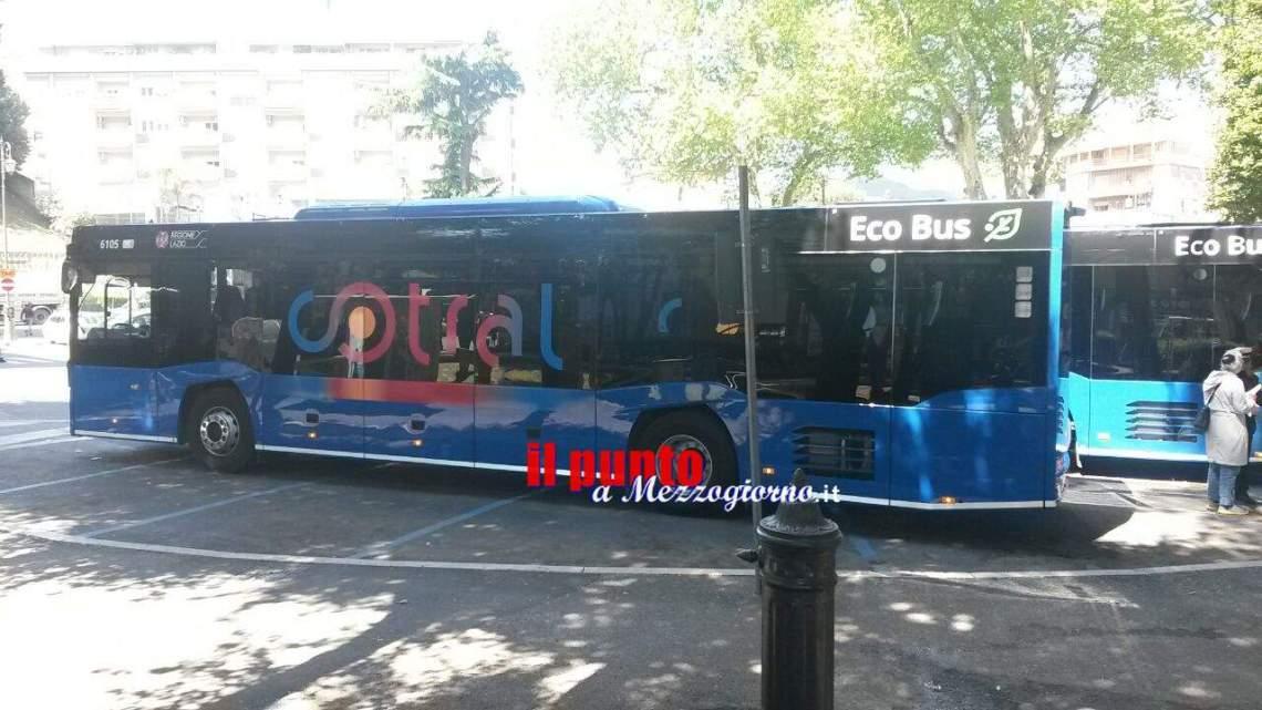 Ecco come cambiano i mezzi pubblici del Cotral in Provincia di Roma