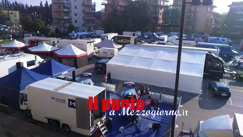 """7° """"Rally Internazionale Lirenas"""", tre giorni di motori sulle strade del cassinate"""
