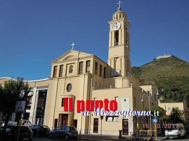 Denunciata una donna campana per furto nella chiesa di Sant'Antonio