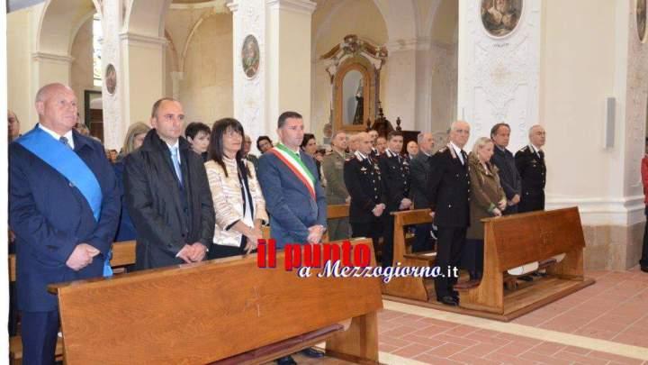 Intitolata a Elio Di Mella la stazione dei carabinieri di Ripabottoni