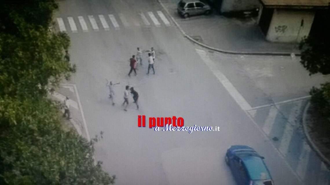 Rissa tra egiziani, otto arresti a Cassino – IL VIDEO