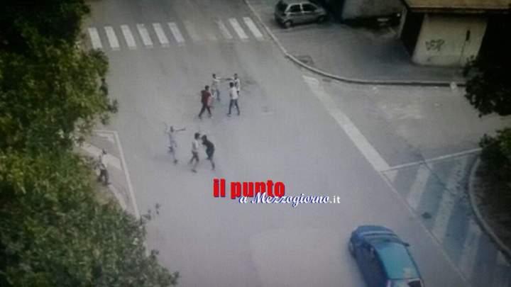Cassino – Lite in pieno centro, sul posto forze dell'ordine e ambulanze