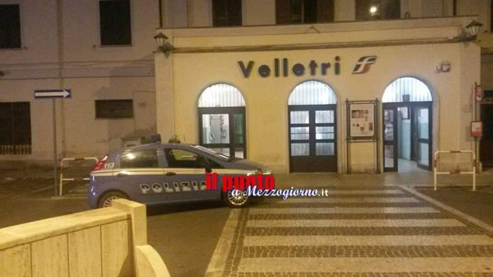 Velletri- Ubriaco aziona il freno e minaccia il capotreno