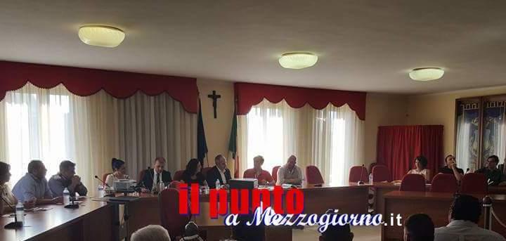 Piedimonte S.Germano: Primo consiglio comunale. Eletta presidente del consiglio Donatella Massaro
