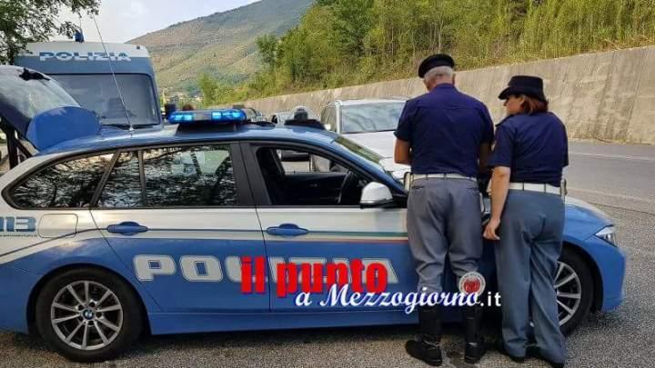Frosinone: Polizia Stradale e Ufficio Sanitario della Polizia di Stato per contrastare la guida in stato di ebbrezza o sotto effetto di droghe