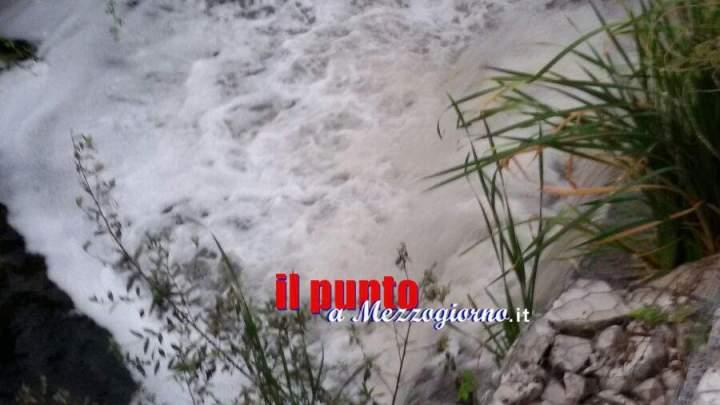Rio Pioppeto a Cassino, esposto in procura per inquinamento