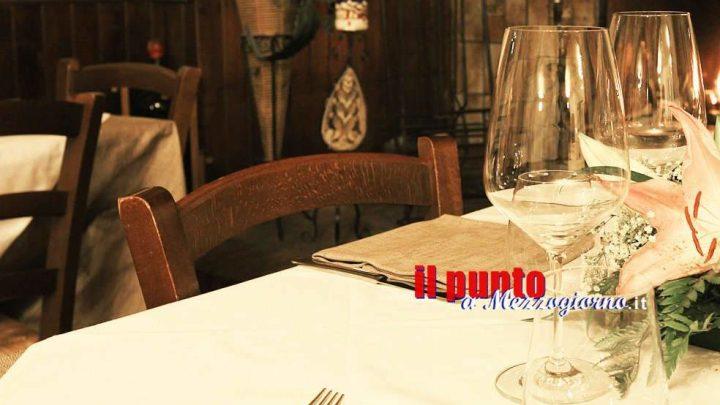 Va al ristorante ma non paga il conto: denunciato 30enne romano