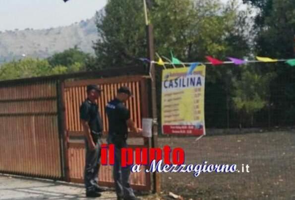 Scarico abusivo, sequestrato a Cassino un altro autolavaggio