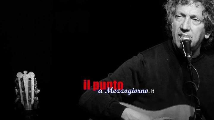 Piedimonte S.Germano: Eugenio Bennato questa sera in concerto a Ruscito