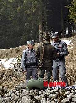 Apertura della caccia: Carabinieri, attenzione alla sicurezza e al rispetto dell'ambiente