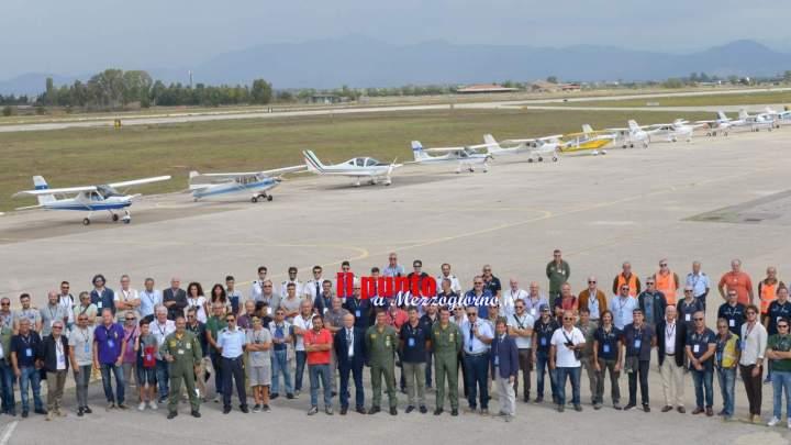 Grazzanise: al 9° Stormo seminario sulla sicurezza in volo