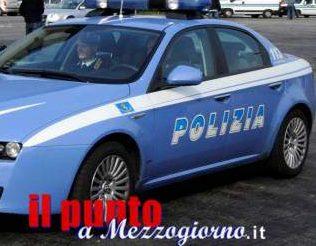 Cassino, incidente in viale Bonomi fra uno scooter e un'utilitaria
