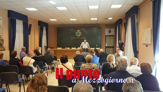 Il sindaco D'Alessandro incontra i residenti di via Cerro su depuratore Cosilam e caso Fiotech