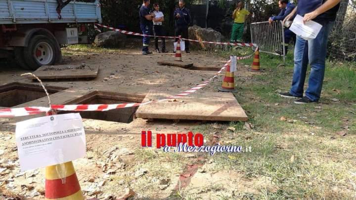 """Scarichi nel rio Santa Croce a Formia, Bartolomeo: """"Fatto di una gravità inaudita"""""""
