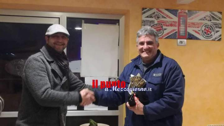 3° Memorial Antonio Costa a Piumarola. Vince Giuseppe Caporossi