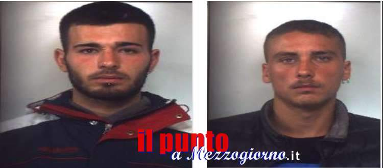 In due irrompono in casa di un 60enne, lo picchiano per derubarlo, ma vengono arrestati dai Carabinieri