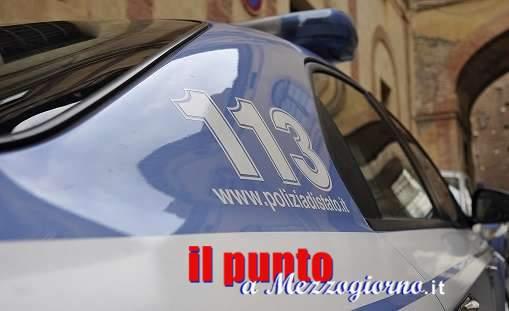 Frosinone: stretta della polizia sui reati predatori in centro; furti nei supermercati: due arresti