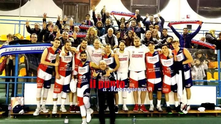 Cassino avanti nella serie di semifinale. Vittoria degli uomini di Vettese in gara 1 contro la LUISS Roma