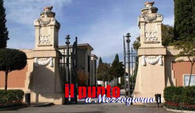 Frosinone, pubblicato il bando per la prenotazione dei nuovi loculi