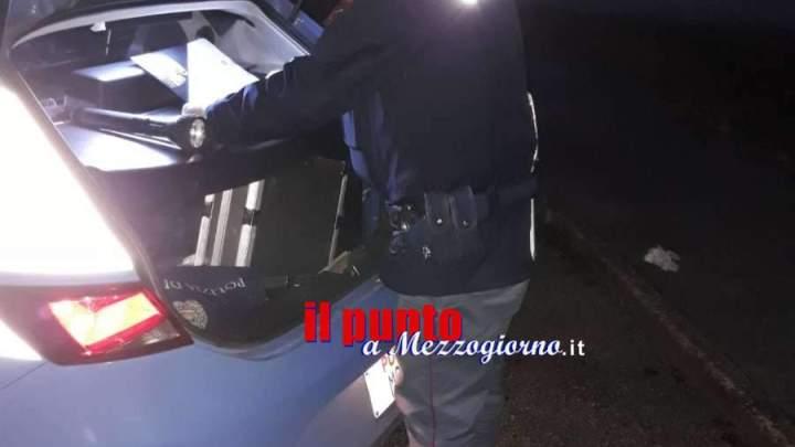 Caccia ai topi d'appartamento a Frosinone, fermate e allontanate tre persone sospette