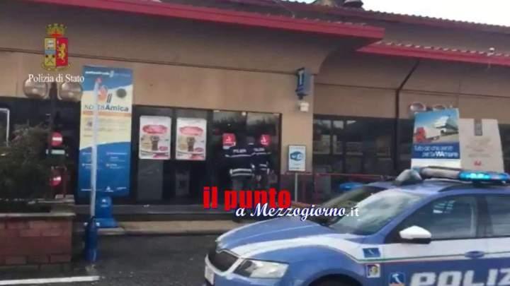Razziavano gli autogrill di Anagni e rivendevano durante rave party: arresti a Velletri, Colleferro e Valmontone