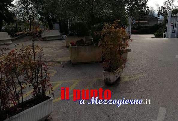 """Indisponibilità parcheggi  disabili al San Raffaele; Monticchio: """"La struttura è invitata a ripristinarne l'uso"""""""