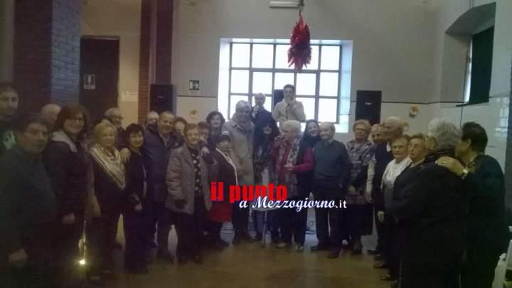 Festa di Carnevale all'insegna della tradizione per gli anziani di Ferentino