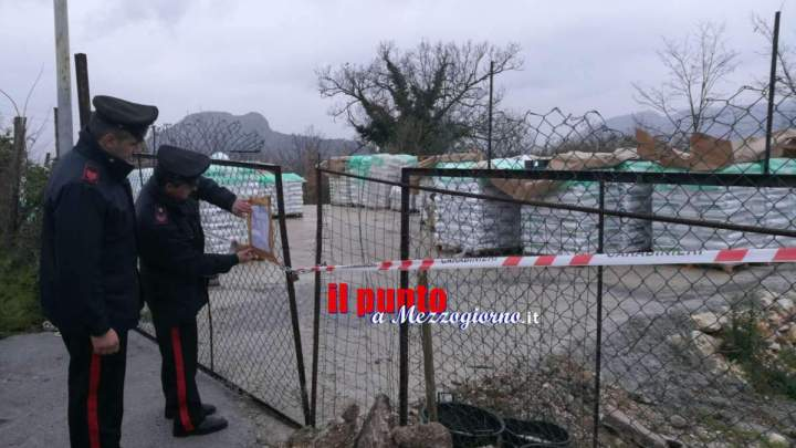 Lotta all'abusivismo edilizio a Cassino: sequestrate case, terreni e autorivendite