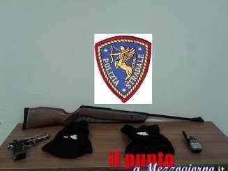 Furto al casello A1 di Anagni, arrestati dalla Polstrada due uomini