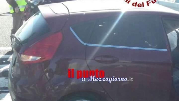 Incidente stradale in A1 su diramazione Roma Sud, muore automobilista