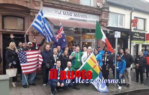 """La nazionale italiana macellai a Belfast per un torneo di """"taglio"""" con 12 nazioni"""
