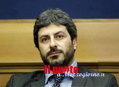 Roberto Fico nuovo presidente della Camera dei Deputati