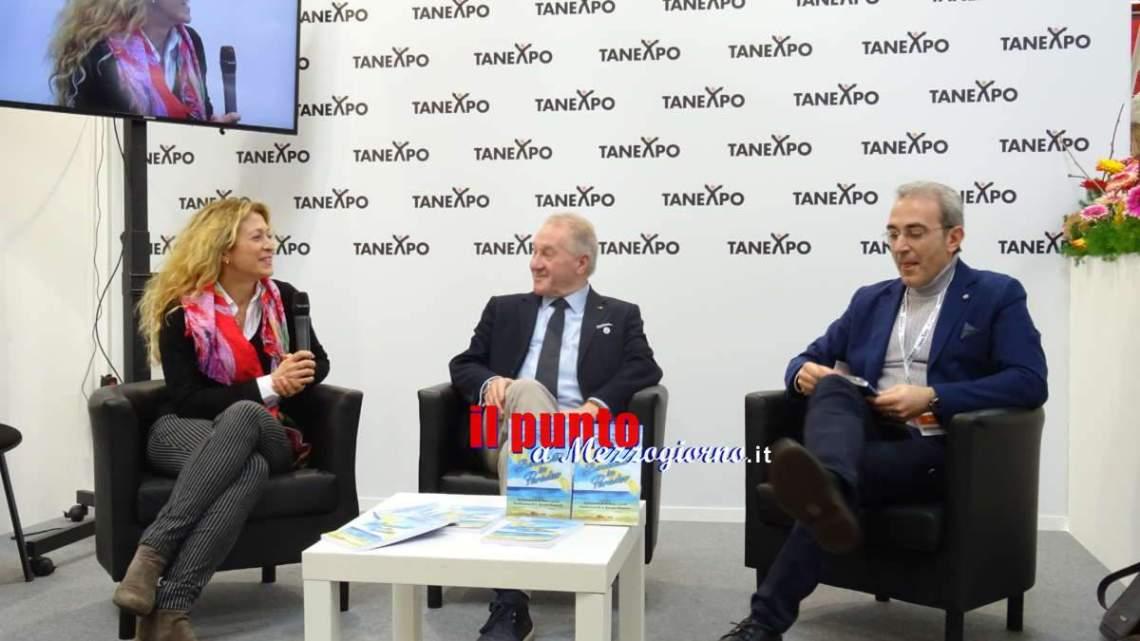 """Il libro """"Benvenuti in Paradiso"""" di Lavecchia e Balsamo presentato al TanExpò di Bologna"""
