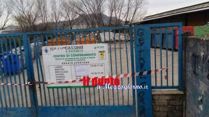L'amministrazione D'Alessandro perde 800mila euro di finanziamenti regionali per la raccolta differenziata